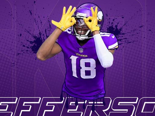 Minnesota Vikings: From Stefon Diggs to Justin Jefferson