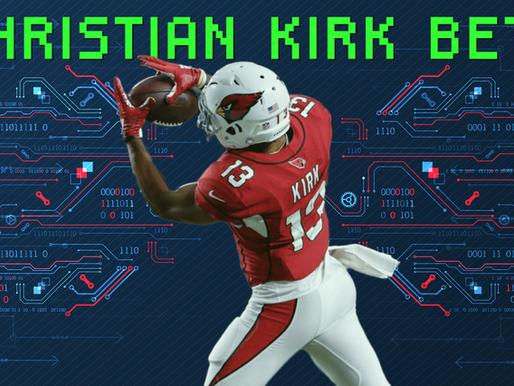 Christian Kirk Beta