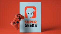 Super Geeks - Escola de programação para crianças