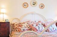 Forget-Me-Not Cottage master bedroom
