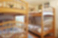 Forget-Me-Not Cottage Bunk Room