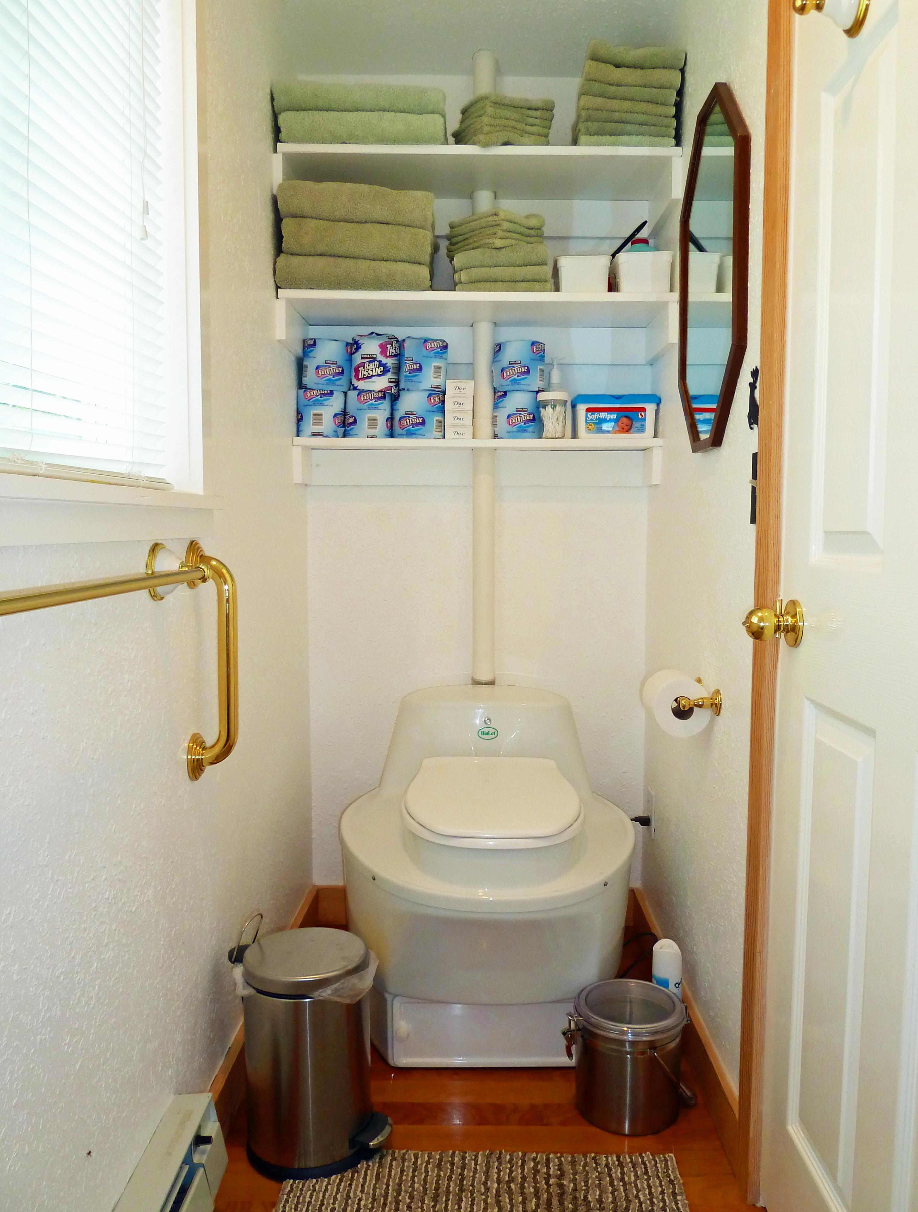 Biolet Composting Toilet