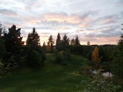 Evening Sky before Sunset