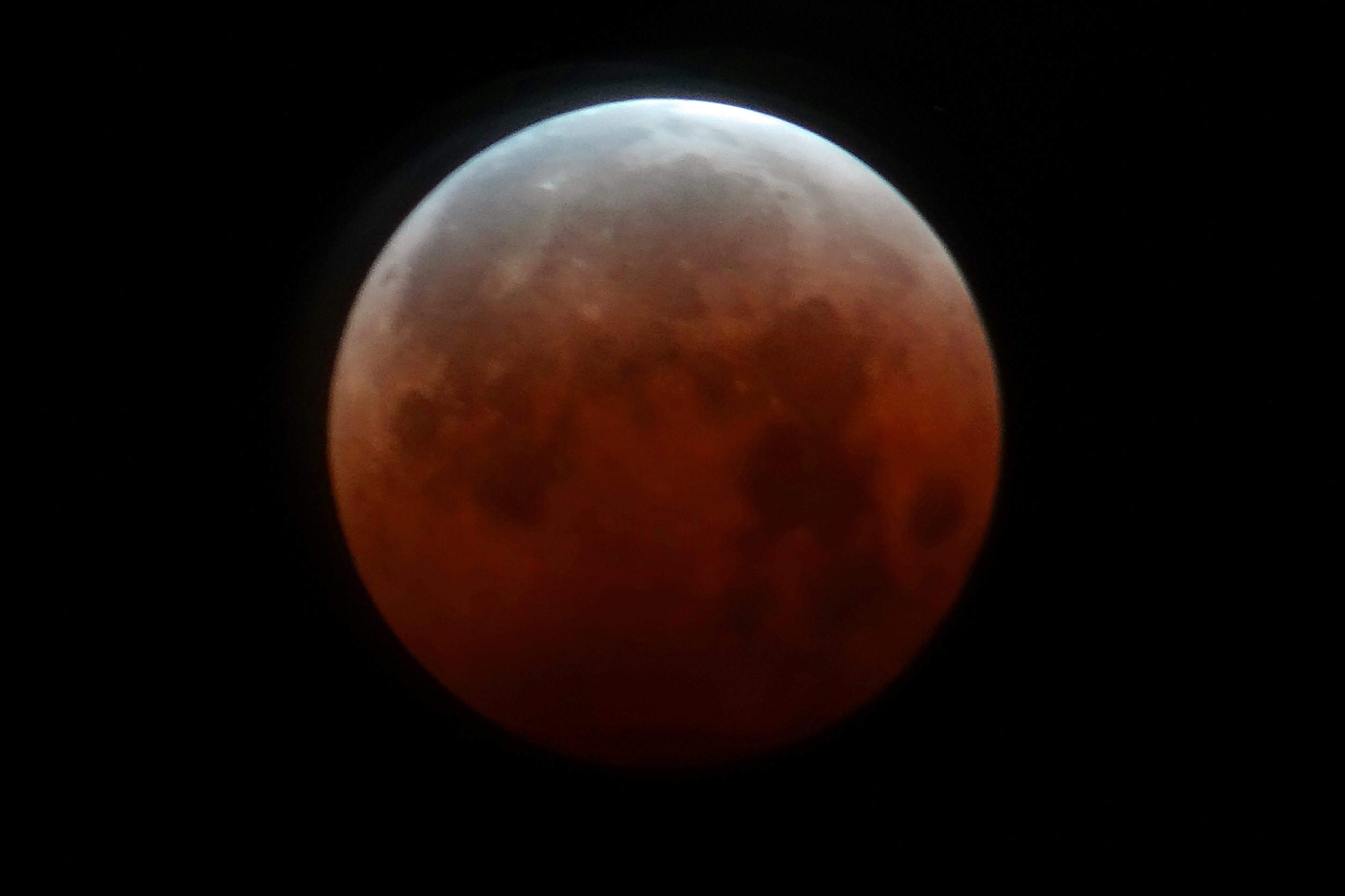 The Blood Moon October 2014
