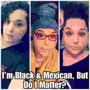 Black Lives Matter: Unless You're Mixed?