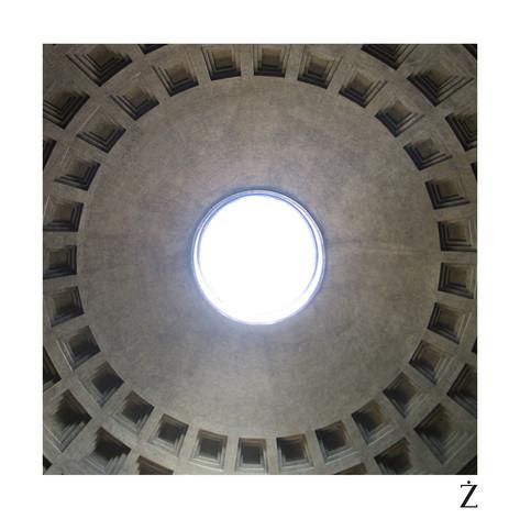 Panthéon de Rome - Italie