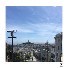 Cityscape, San Francisco - USA
