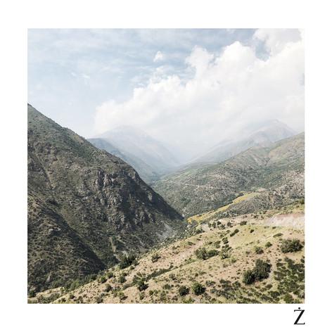 La Cordillère des Andes - Chili