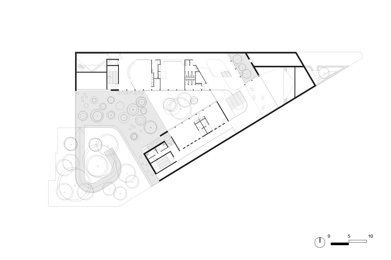 Plan 2er étage
