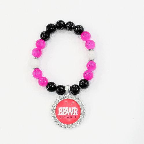 BBWR 'Bedazzled' Charm Bracelet