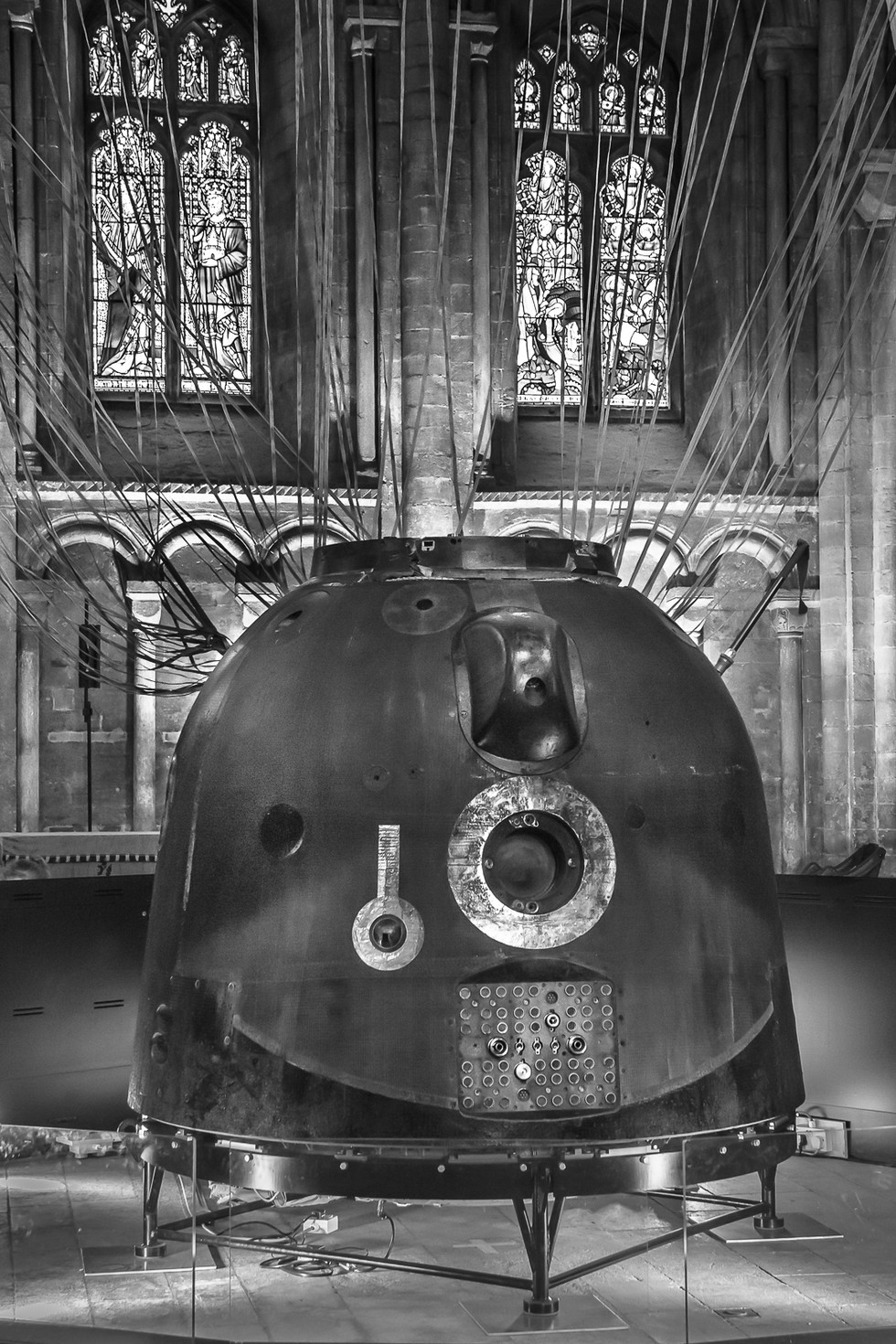 MONO - Cathedral Space by Sue McBean (8 marks)