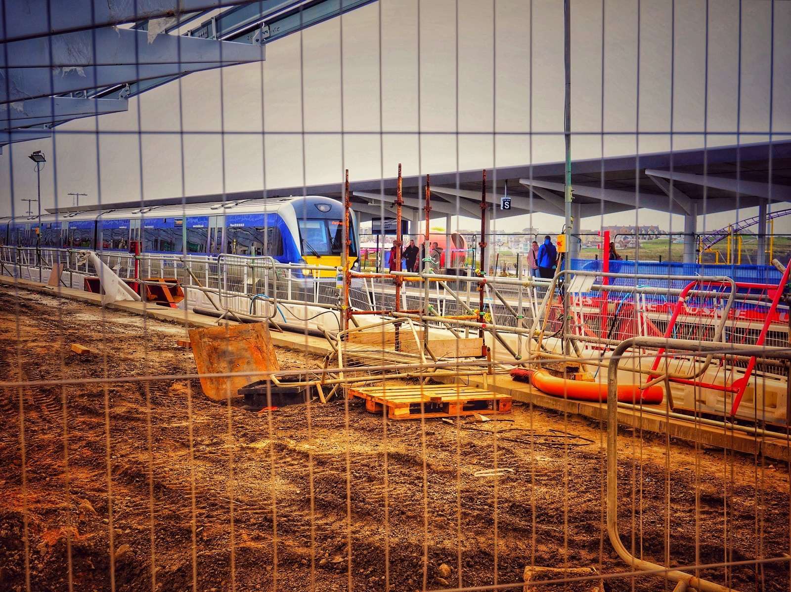PDI - Portrush and Translink by Marie Brennan (5 marks)