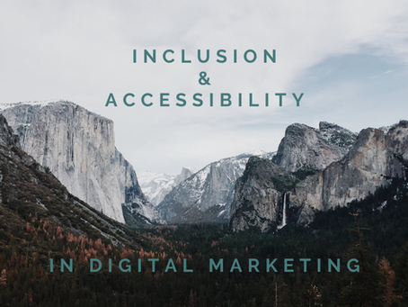 5 Tips for Inclusion and Accessibility in Digital Marketing