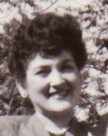 Close up facial photo of Gladys Yancey, born in 1923 in Letcher County, Kentucky, died in Cincinnati, Ohio in 2010.