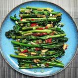 Sesame and Chilli Broccoli