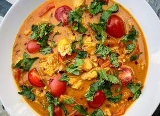Easy Goan Fish Curry