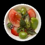 Exotic Food Bowl
