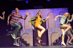 Legally Blonde (Stage Right!)