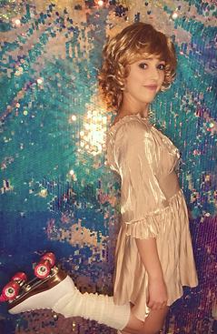 Abby as Kira