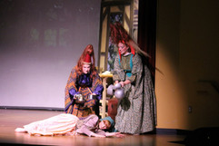Cinderella (world premiere of Cinderella)