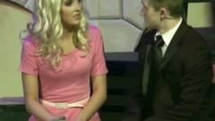 Abby as Elle Woods