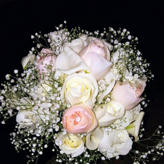 Rose Lily Bridal Bouquet