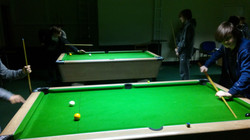SNOOKER POOL and TEAM BUILDING