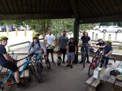 Mountain Biking _ Trax Delemere Forest