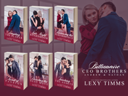 Billionaire CEO Brothers Series