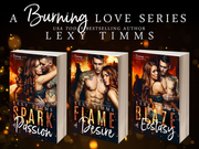 A Burning Love Series