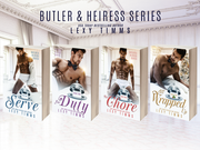 Butler and Heiress Series