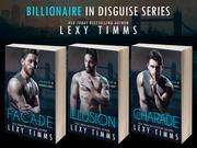 Billionaire in Disguise Series