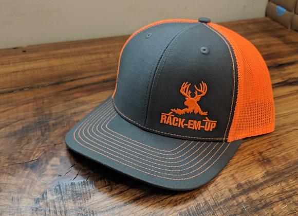 Mesh Snap-Back Hat