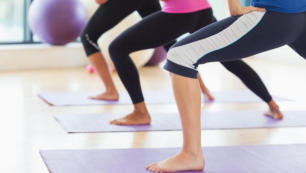 Pilates trainieren