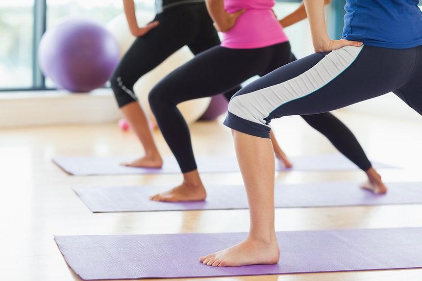 Pilates 5 Week Course Tuesdays 9.20am | Semer Village Hall