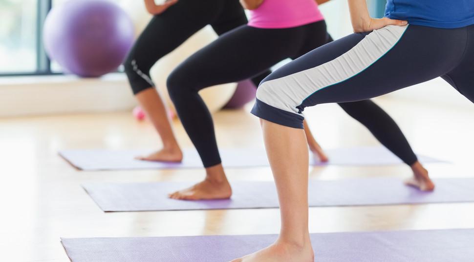 Pilates Fusion Mat Classes