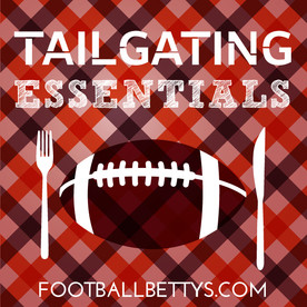 Tailgating Essentials from Football Bettys
