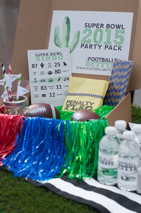 Win a 2015 Superbowl Party Pack!