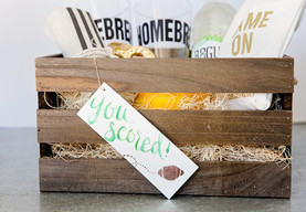 Ideas for Game Day (plus an amazing hostess gift)