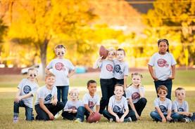 Kids Flag Football Game: Super Bowl 50 Inspired!