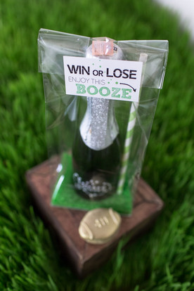 Win or Lose...enjoy this booze!