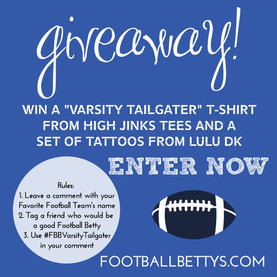 Giveaway: Varsity Tailgater