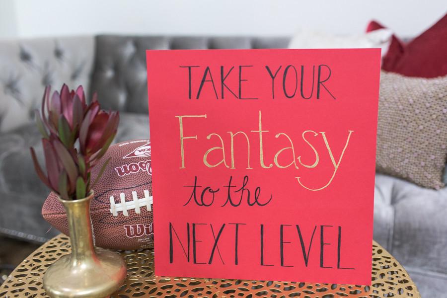 Football Bettys_women and football_fantasy football league_football party_sexy football party_party planning