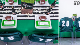 DIY Football Party Inspiration