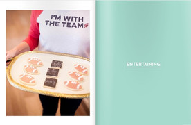 Football Bettys featured in Emma Magazine!