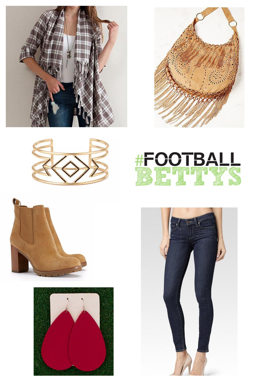 Football Betty Style_fall fashion_football fashion_inspiration board