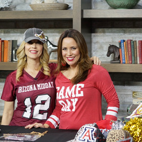 Super Bowl Party Ideas:  Food and Fashion on Arizona Midday