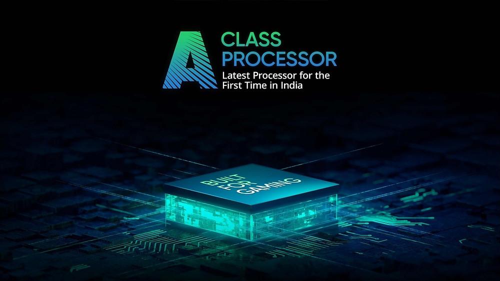 Narzo Processor