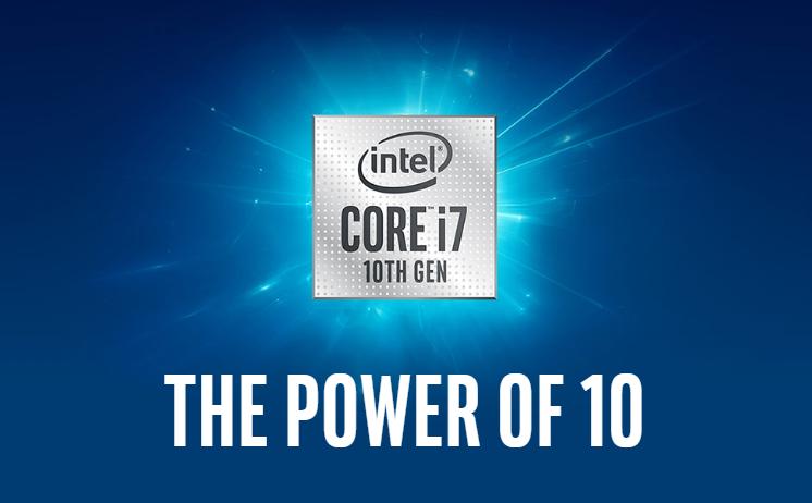 intel core 10th gen
