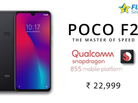 Poco's May 12 Global Event Teases Poco F2 Series